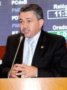 Deputado Antonio Pereira (DEM). Foto: Divulgação / Agência Assembleia