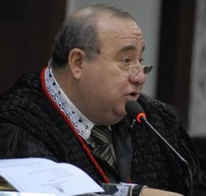 Guerreiro Júnior: sistema de segurança unificado para proteger juízes e fóruns.