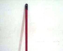 Introdução do cabo de vassoura provocou infecção generalizada na vítima.