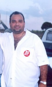 Júnior Bolinha  um dos participantes do assassinato de Décio Sá