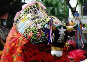 Vários grupos de Bumba-Boi irão se apresentar no município.