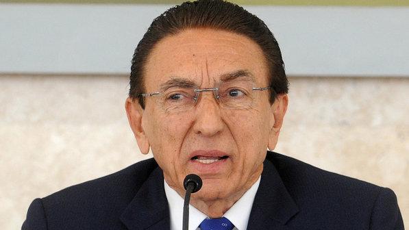 Edison Lobão, ministro de Minas e Energia. Foto: Wilson Dias / ABr