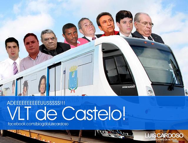 VLT de Castelo: faltou mais alguém?