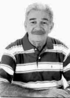 O prefeito de Vitorino Freire, Ribamar Rodrigues.