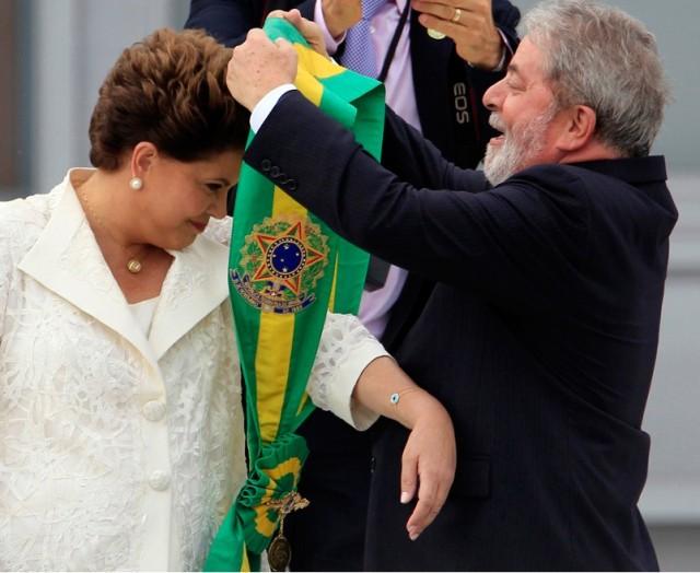Dilma superou seu antecessor e mentor político, Luiz Inácio Lula da Silva, em intenções de voto para as eleições presidenciais de 2014. Foto: AE