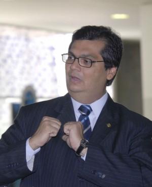 O presidente da Embratur, Flávio Dino.