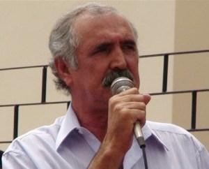 O ainda prefeito de Buriticupu, Antonio Marcos de Oliveira, o 'Primo' .