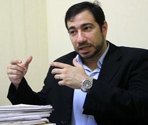 O superintendente da Seic, Augusto Barros.