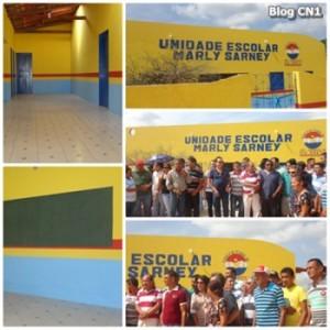Unidade Escolar Marly Sarney