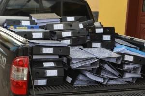 Justiça determinou busca a apreensão de documentos da Prefeitura de Pinheiro. Foto: Reprodução/Pinheirinho