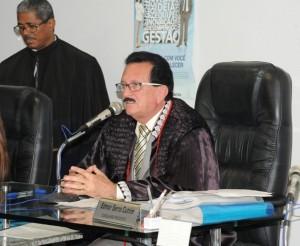 Edmar Cutrim frisou que os gestores têm que ficar atentos ao prazo de envio de informações. Foto: Reprodução