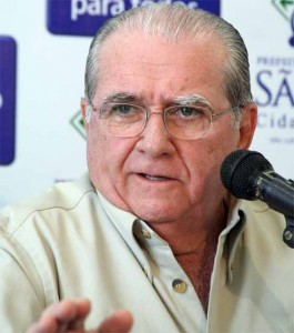 O ex-prefeito de São Luís, João Castelo. Foto: Reprodução