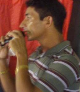 O presidente da Câmara de Urbano Santos, Professor Raimundo.