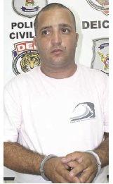 """Ricardo Santos Silva, o """"Ricardinho"""", ou """"Carioca"""", testemunha do """"Caso Décio"""". Foto: Reprodução"""