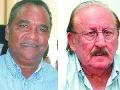 Zé Alberto e Zé Vieira unidos