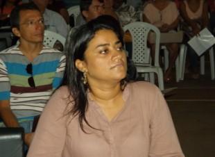 Prefeita afastada de Axixá, Roberta Barreto. Foto: Reprodução