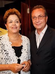 Dilma Rousseff e Luis Fernando