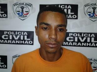 André, o arrombador da residência do blogueiro Luís Cardoso.
