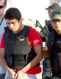 Jhonatan Sousa Silva, réu confesso da execução do jornalista e blogueiro Décio Sá