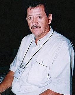 Edival Batista da Cruz, ex-prefeito de Vila Nova dos Martírios