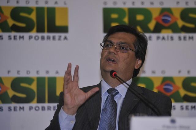 RÉU O ainda presidente da Embratur, Flávio Dino, que terá as contas de 2012 julgadas pelo TCU. Foto: José Cruz / ABr