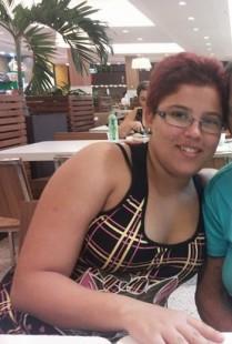 A jovem estava desaparecida desde a manhã do ultimo domingo