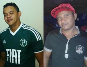 Marcelo e Leidiano morreram em agosto do ano passado num desabamento em São Paulo