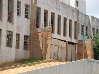 Hospital Pan Diamante em São Luís nunca foi entregue