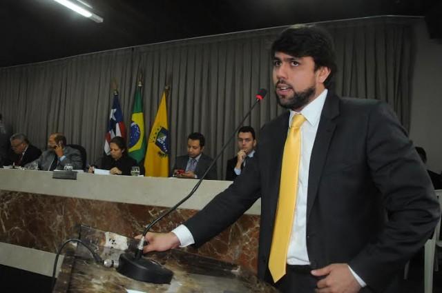 vereador Pedro Lucas (PTB)
