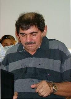 Emanoel Carvalho, prefeito de São Luís Gonzaga