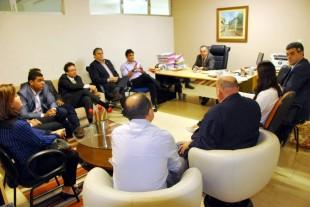Transporte por ferry-boat foi tema de reunião na Corregedoria