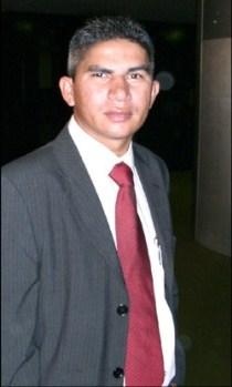 Ex-prefeito de Matinha Marcos Robert Silva Costa.