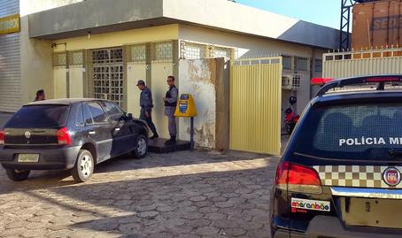 Agência dos Correios de Chapadinha, assaltada por três bandidos armados