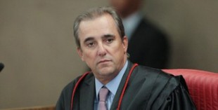 Ministro Admar Gonzaga (TSE)