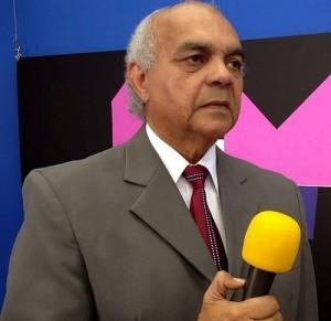 jornalista e apresentador José Raimundo Rodrigues