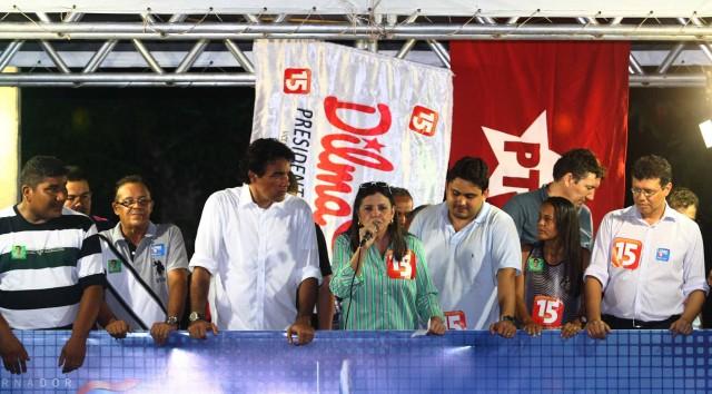 Foto Gilson Teixeira -  Lobão Filho em Pindaré Mirim (9)