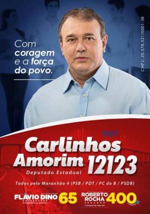 Deputado Estadual Carlinhos Amorim - 12123