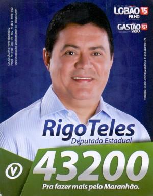 Deputado Estadual Rigo Teles - 43200