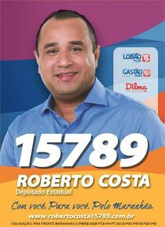 Deputado estadual Roberto Costa - 15789