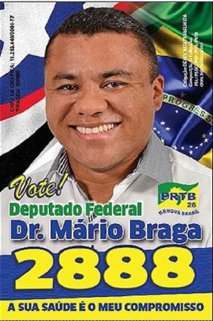 Deputado Federal Dr. Mário Braga - 2888