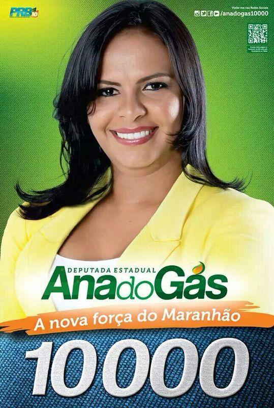 Deputada Estadual Ana do Gás - 10000