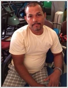 Carlos Marão foi preso na noite do crime como principal suspeito