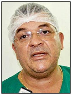 O médico Luiz Alfredo foi vítima de latrocínio