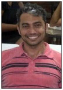 Policial Civil Desidério Rodrigues Mendonça, morto durante um assalto na Vila Janaína
