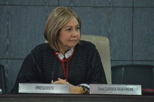 A presidente do TJMA, desembargadora Cleonice Freire, manifestou sua indiganação com os atos de violência em Buriti