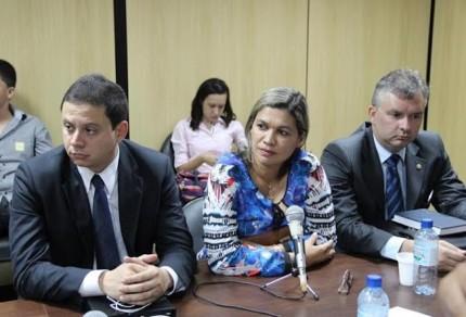 O acordo foi celebrado na 5ª Vara da Justiça Federal com a presença da subsecretária de Saúde do Maranhão, Rosângela Curado
