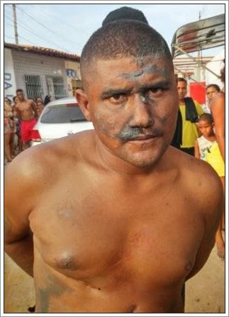 """Anderson Silva Gonçalves, de 27 anos, conhecido como """"Aranha"""""""