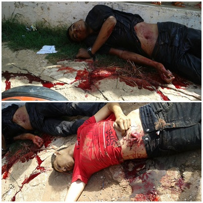 Assaltantes Mortos em Confronto com a Polícia em Loreto, sul do Estado