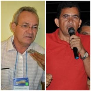 Prefeito de Lago do Junco, Osmar Fonseca e Vilson Andrade de Gonçalves Dias