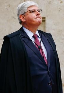 O procurador-geral da República, Rodrigo Janot